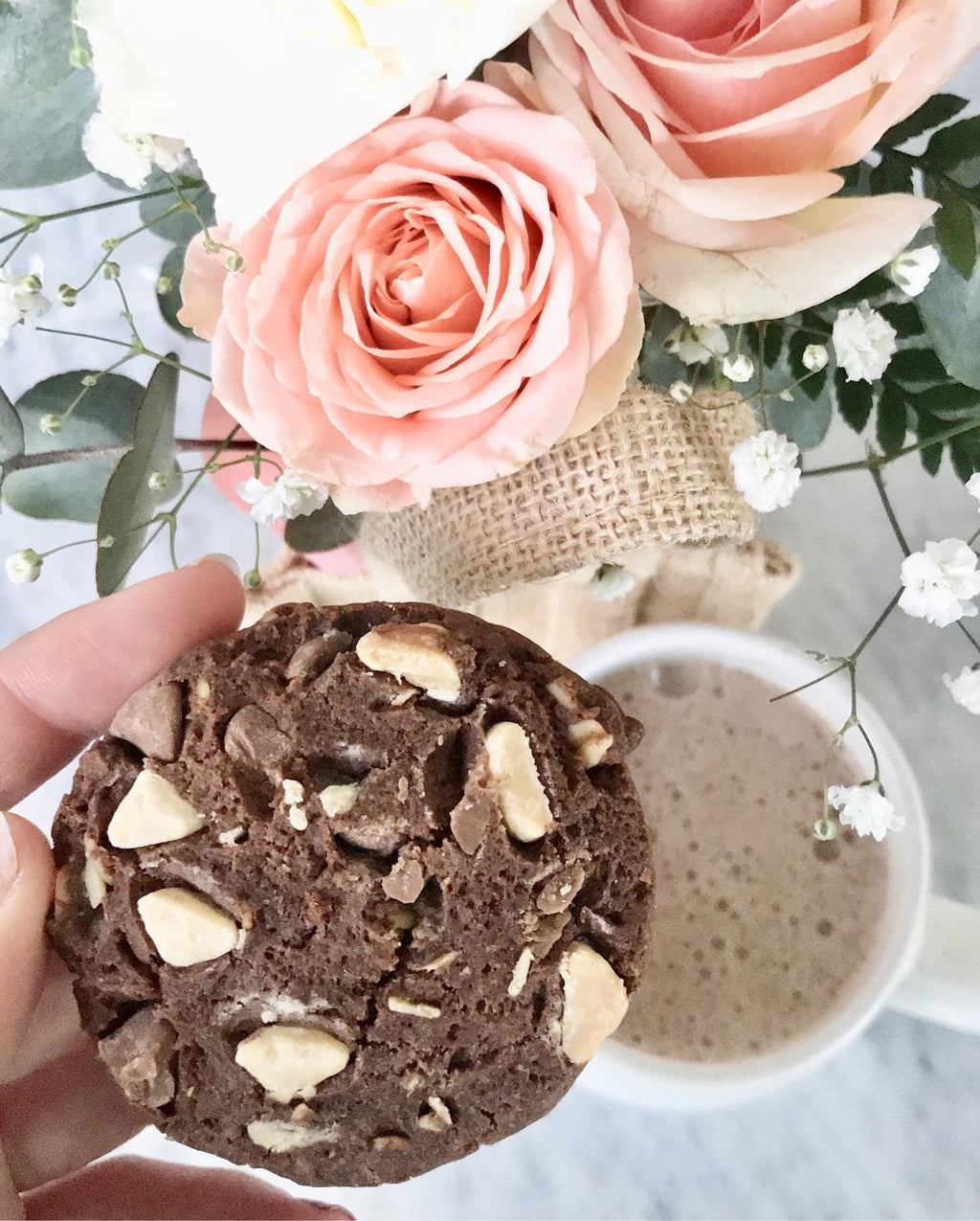 Made to Milk Lactation Cookies- Triple Chocoholic(EXPIRY 14/02/20)