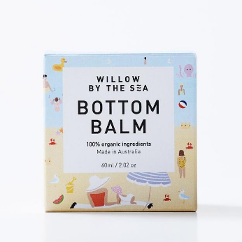 Willow By The Sea - Baby Bottom Balm 60ml