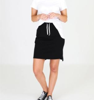 3rd Story The Label- Alice Skirt- Black