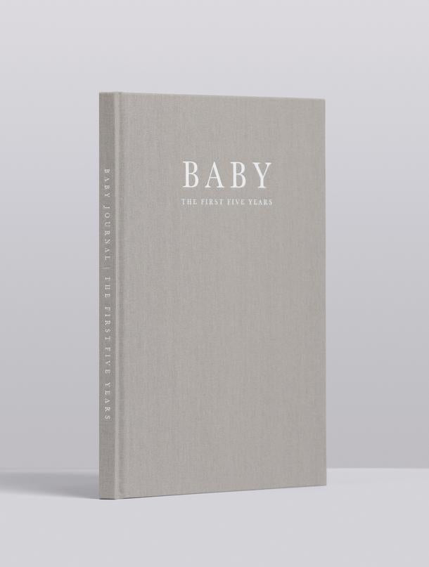 Write To Me- Baby.Birth To Five- Grey