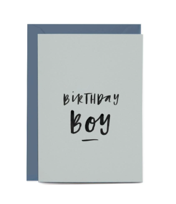In The Daylight Greeting Cards - Birthday Boy