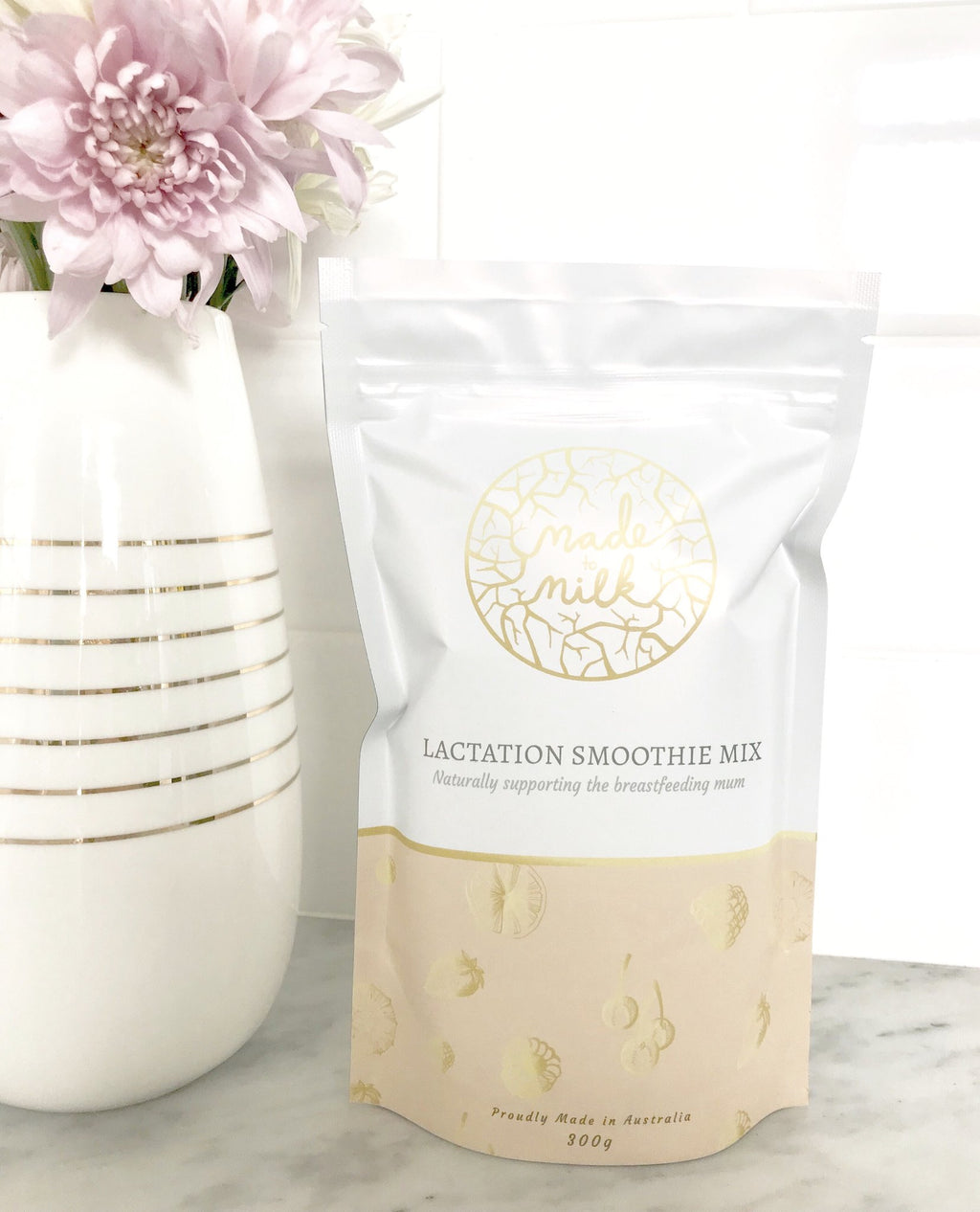 Made to Milk- Lactation Smoothie Mix