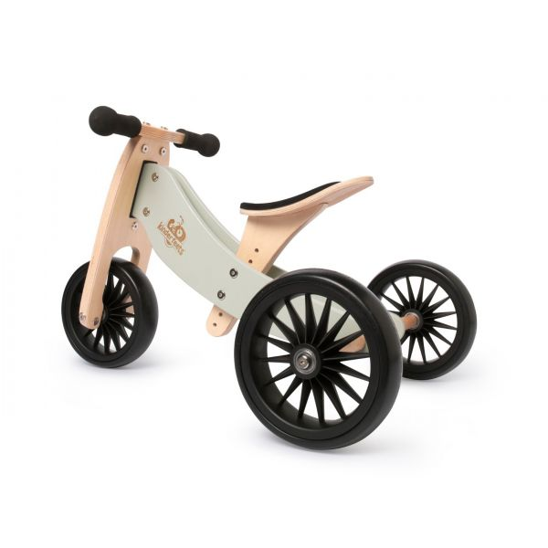 Kinderfeets- Tiny Tot Trike- Silver Sage(PRE-ORDER FOR LATE OCTOBER)