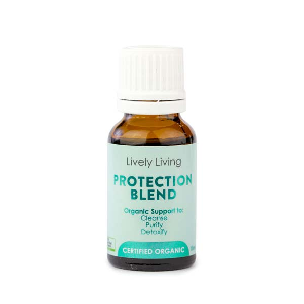 Lively Living- Essential Oils 15mL Blend- Protection