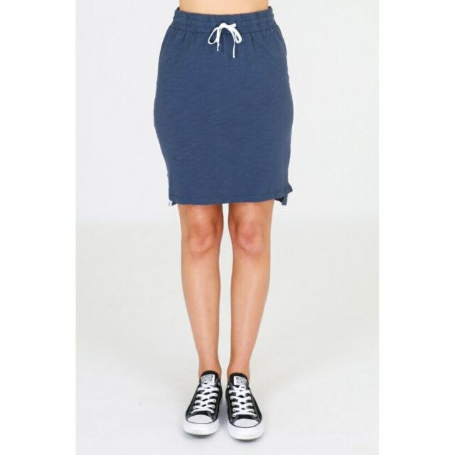 3rd Story The Label- Alice Skirt- Indigo