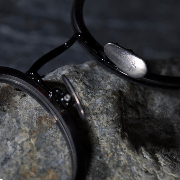 Unsuikyo Mixed Shimmer Mixed Clip 石木眼鏡 自然系眼鏡 Stone eyewear Natural eyewear 先試後付 try on