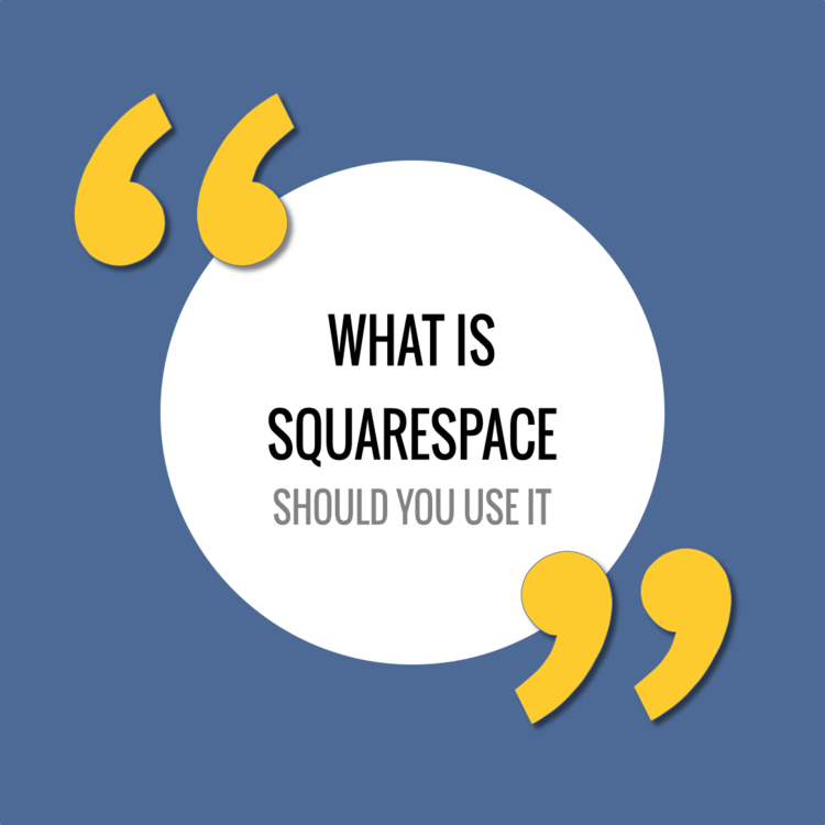 Wondering Why To Use Squarespace?