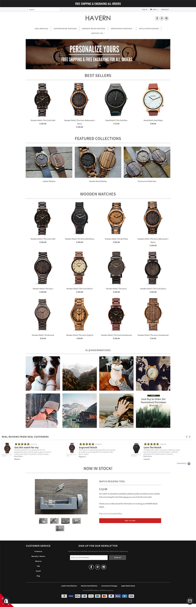 Harven Watches