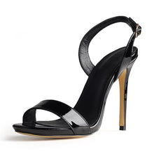 Slingback Patent Dress Stiletto Shoes