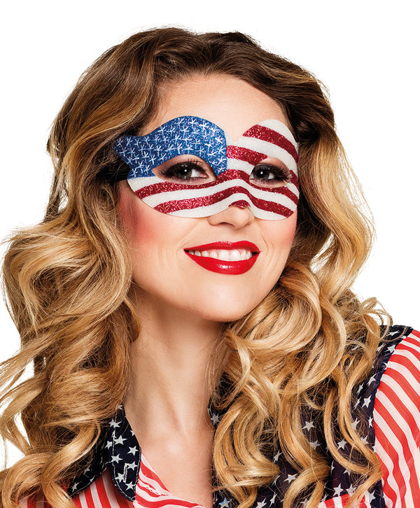 St. Oogmakser USA - Fiesta4you feestkleding deventer