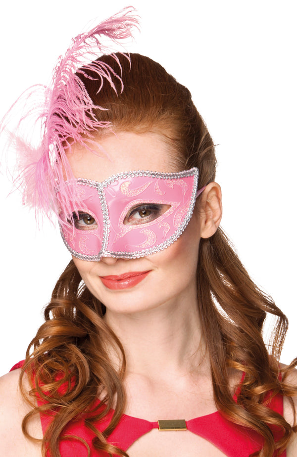 St. Oogmasker Venice allegro - Fiesta4you feestkleding deventer