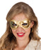 St. Oogmasker Metallised goud - Fiesta4you feestkleding deventer