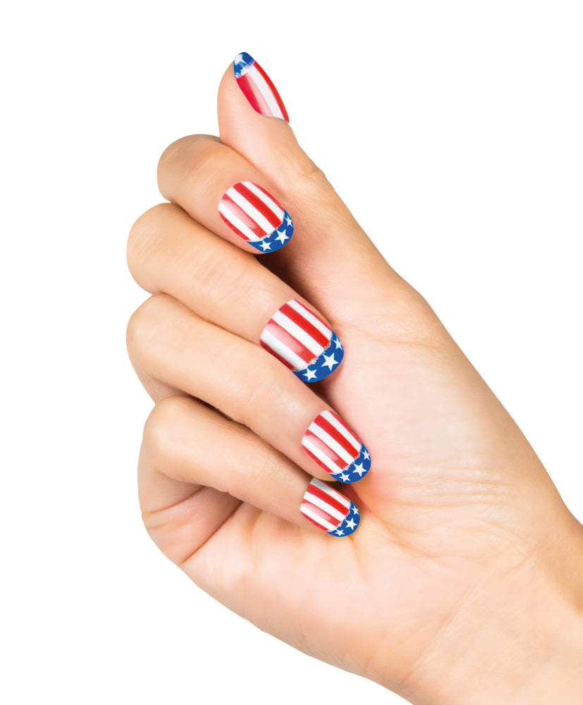 Set 24 Nagels USA