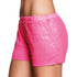 St. Hotpants Sequins neonroze (M) - Fiesta4you feestkleding deventer