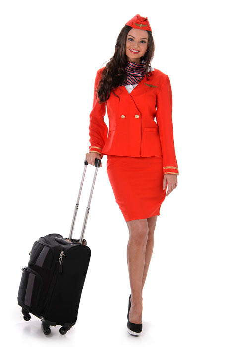 Stewardess Rood