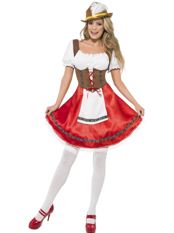 Bavarian Wench Kostuum