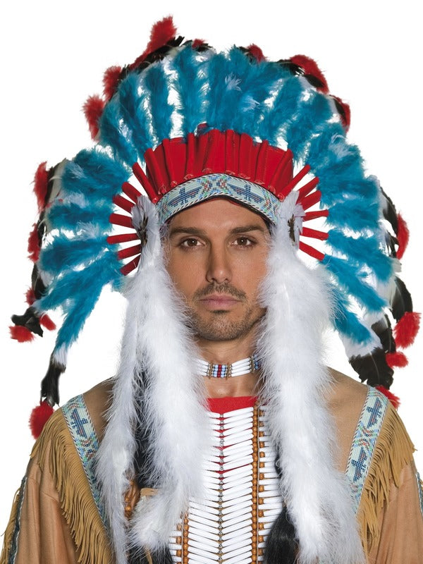 Native American Inspirood HeadJurk