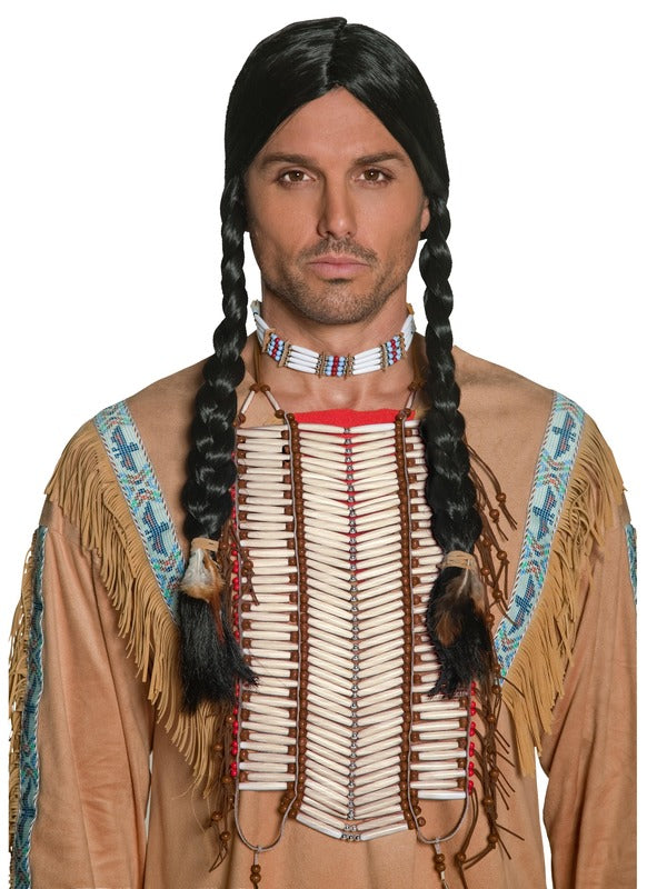 Native American Inspirood Breastplate