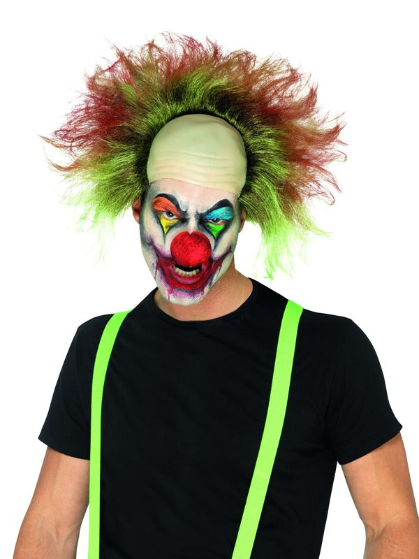 Sinister Clown Wig