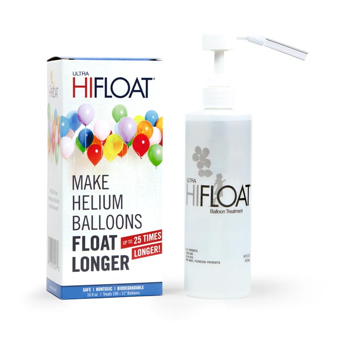 Ultra Hi-Float met pomp 16oz. (480ml)
