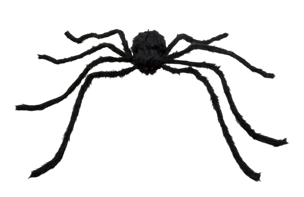 "XL decoratie spin ""Hairy spider"""