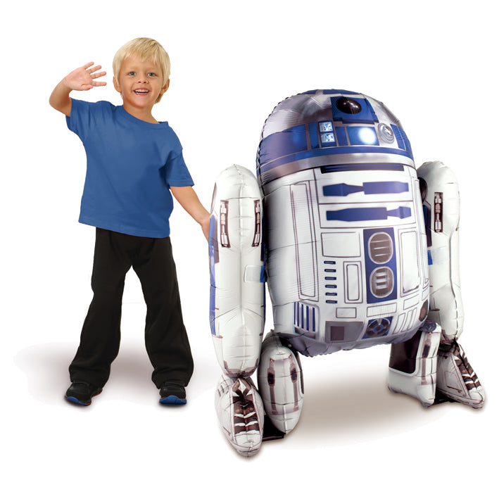 Folieballon R2D2 Airwalker