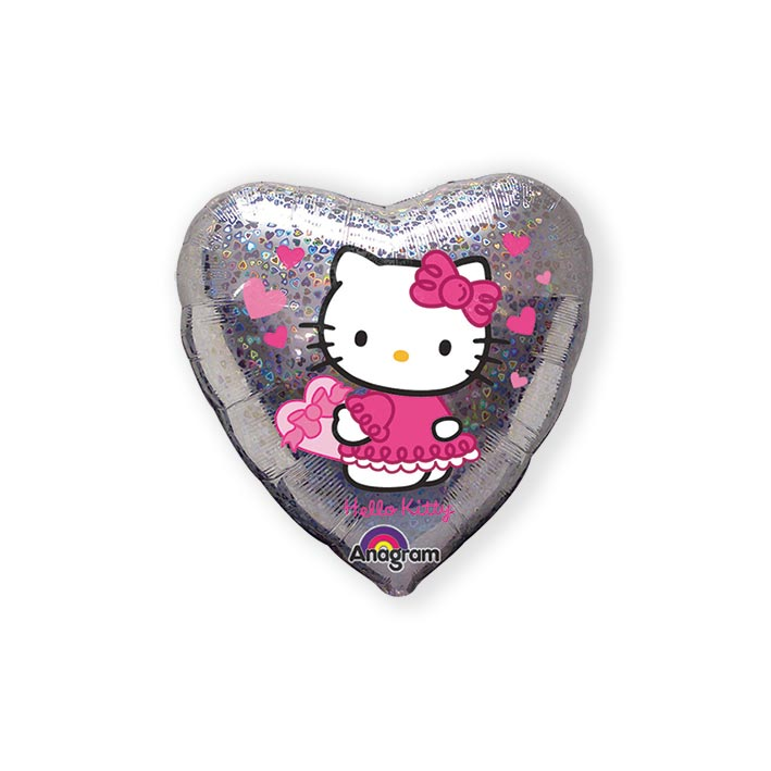 Folieballon Hello Kitty (45cm)