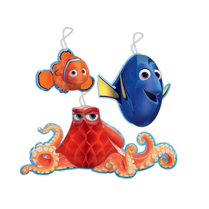 Honeycomb Finding Dory (3st)