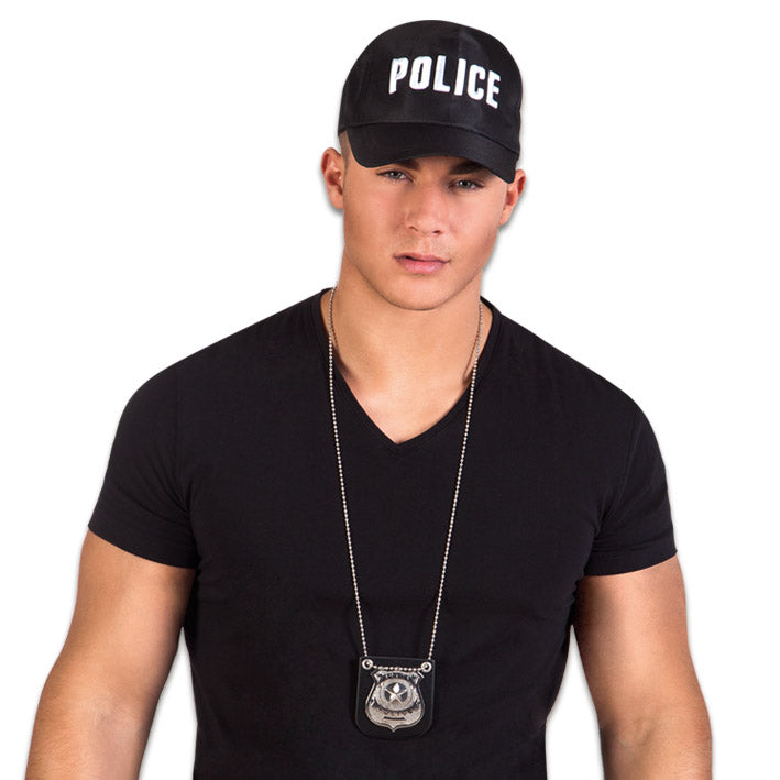 Ketting badge special police
