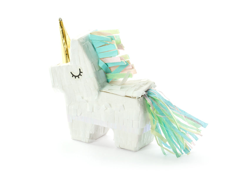 """Mini pinata - Unicorn."""