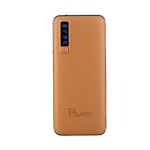 Polaris PowerCore 10000 mah Power Bank Brown (Made in India)