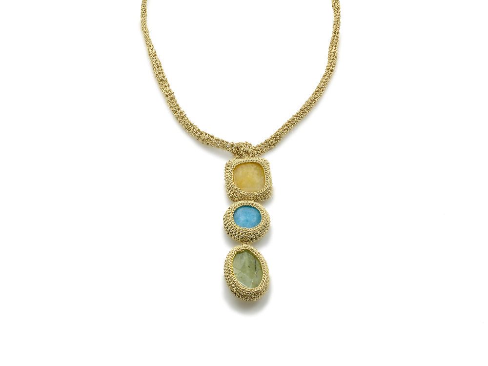 Modern and hip necklace