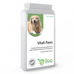 Vitali-Paws Joint Support 120 Tablets