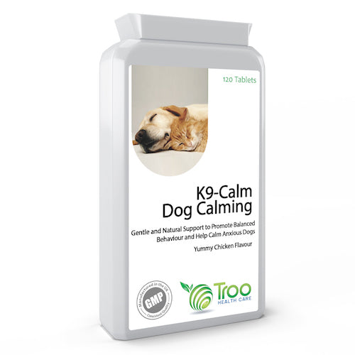 K9-Calm Pet Calming 120 Chicken Flavour Tablets - Complete Pets