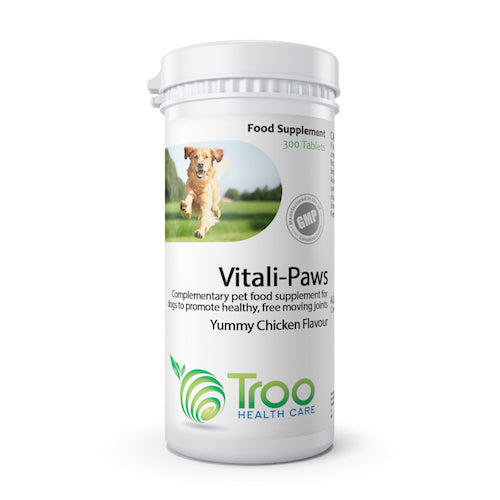 Vitali-Paws Joint Support for Dogs 300 Tablets - Complete Pets