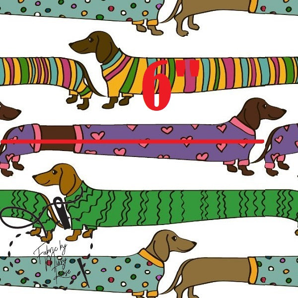 Design 146 - Sausage Dog
