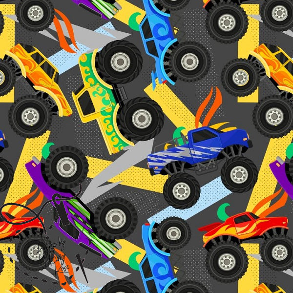 Design 9 - Monster Truck