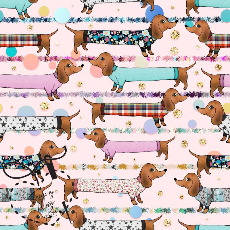 Design 15 - Sausage Dog