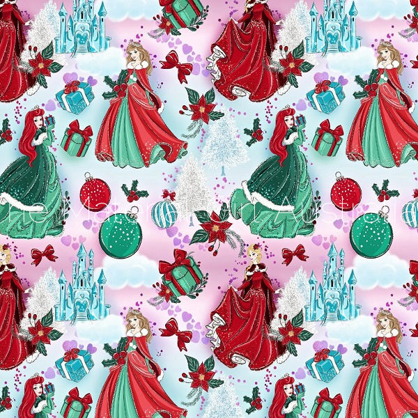 Design 19 - Christmas Princess