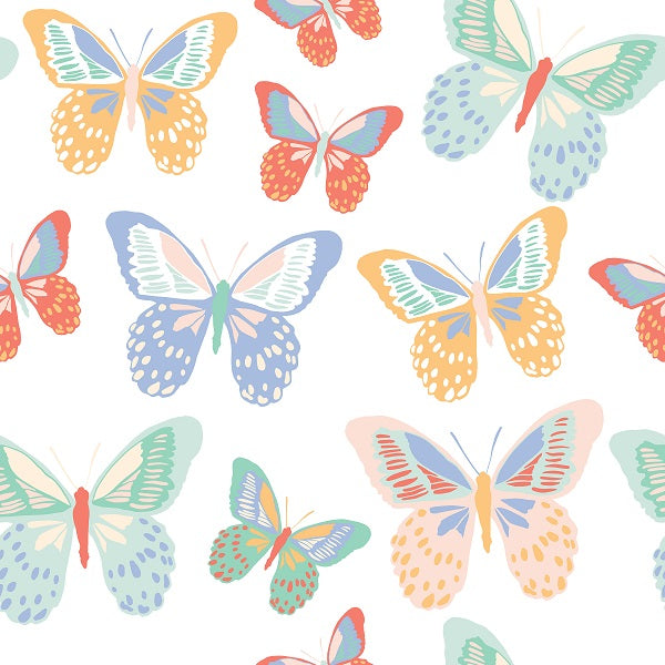 IB Retro Summer - Butterfly Rainbow 03