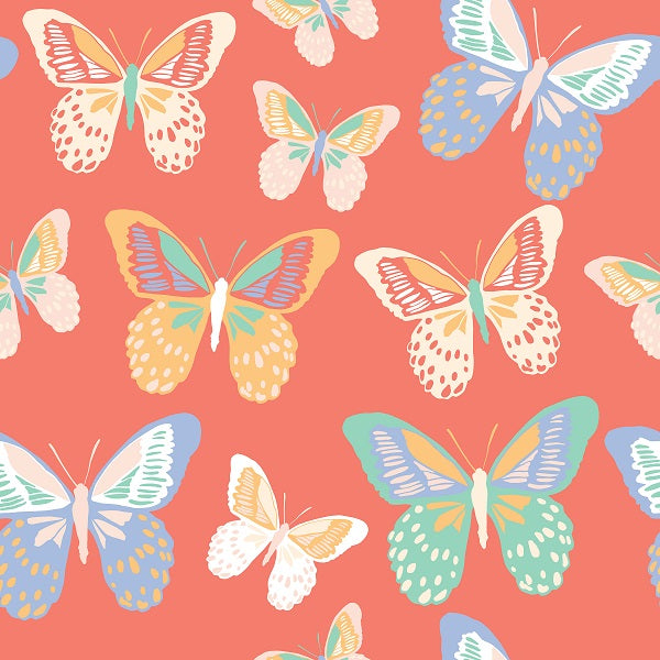 IB Retro Summer - Rad Butterfly 02