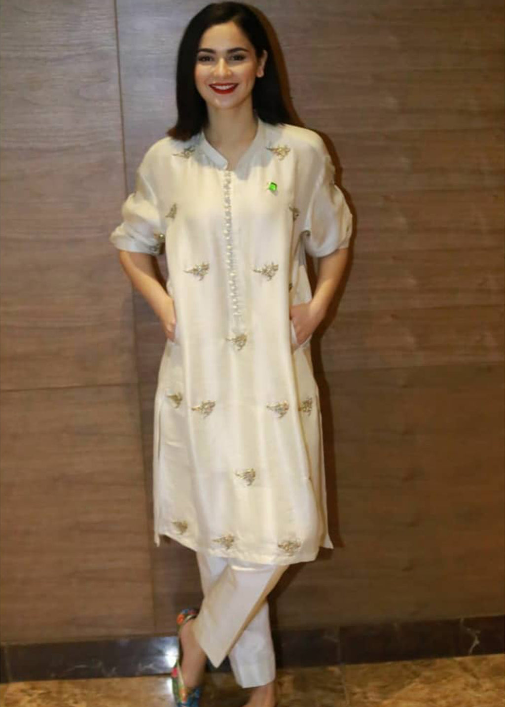 Moonstone Kurta  Signature