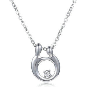 Mother And Children Pendant Necklace Mother's Day Gifts Chain Charm Family Necklaces For Women Mom Jewelry - JMOOREKNOWSBEST