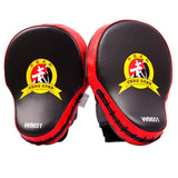 1pcs Muay Thai Hand Target MMA Focus Punch Pad Boxing Training Gloves Karate Muay Mitts Thai Kick Fighting Fustelle Boxe - JMOOREKNOWSBEST