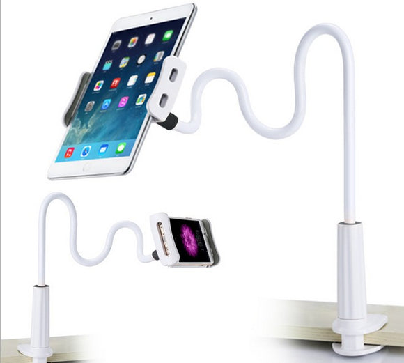 Flexible Arm Table Pad Holder Stand for HTC 100-120cm Long Lazy People Bed Desktop Tablet Mount for iPhone iPad Mini - JMOOREKNOWSBEST