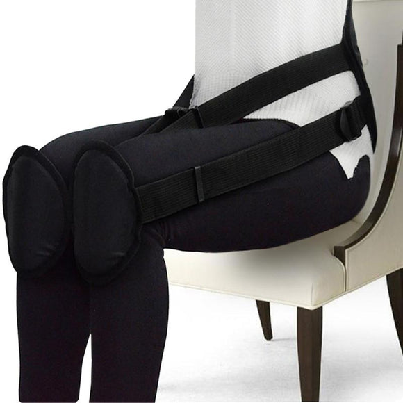 Adjustable Waist Back Knee Posture Corrector Support Belt Back Slouching Corrective Posture Correction Spine Braces Supports Z3 - JMOOREKNOWSBEST