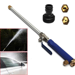 Best Choice High Pressure Power Washer Spray Nozzle Water Hose Wand Attachment Wand Cleaning Tool Distance 15m - JMOOREKNOWSBEST