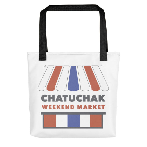 Chatuchak Tote Bag - Chatuchak Market Shop
