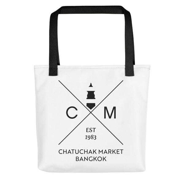 Chatuchak Cross Tote Bag - Chatuchak Market Shop