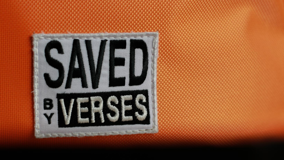 SAVED by Verses Story